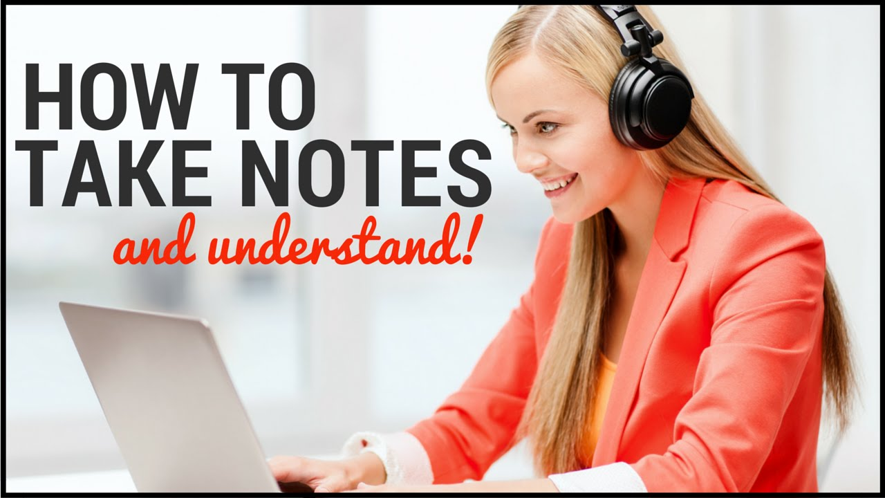 note taking strategies in ielts and pte