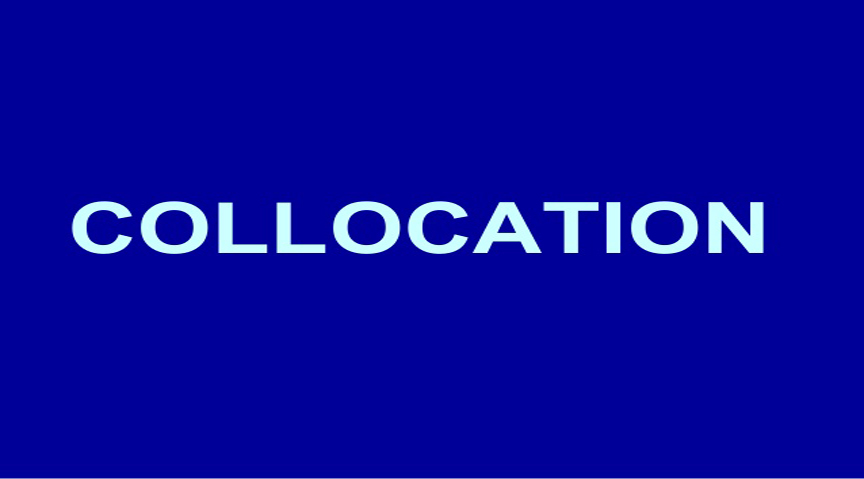 collocation in IELTS