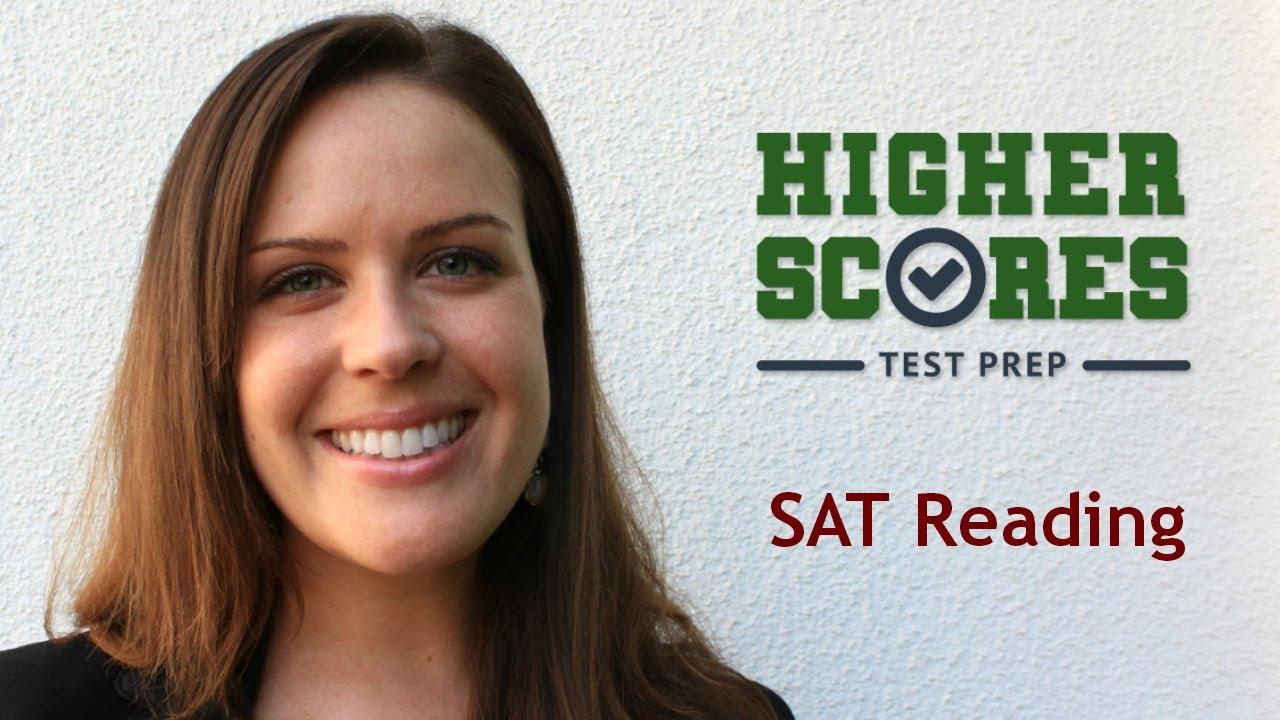 SAT reading tips