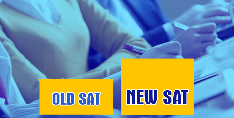 old-sat-vs-new-sat exam information