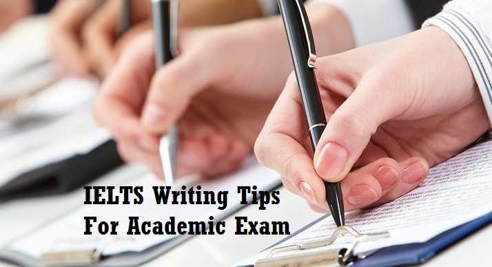 ielts essay writing tips for academic module