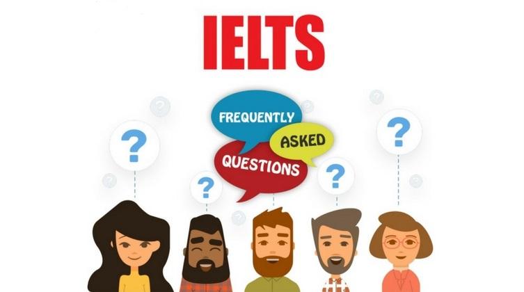 IELTS FAQ's