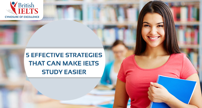 5 Effective strategies that can make IELTS study easier