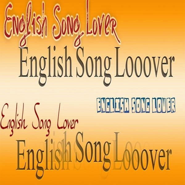 English Song Lover